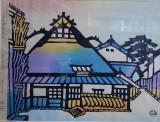 Minagawa Taizo (1917-2005), Xilogravura