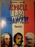 VERBELE LIMBII FRANCEZE - GEORGE.I. GHIDU