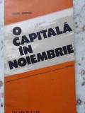 O CAPITALA IN NOIEMBRIE-ISMAIL KADARE