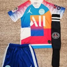 Echipament fotbal PSG NEYMAR  copii 5-14 ani, XS/S, YL, YM, YS, YXL, YXXL, Din imagine, Unisex