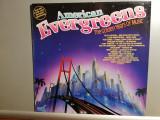 American Evergreens – Selectii (1985/MCA/RFG) - Vinil/Vinyl/Impecabil