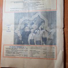 Revista radio-tv saptamana 14-20 septembrie 1980