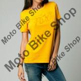 MBS FOX GIRL T-SHIRT SERIES RINGER, gold, DL, Cod Produs: 06846200LAU