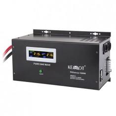 UPS CENTRALE TERMICE SINUS PUR 1600W 12V KEMO EuroGoods Quality