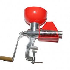 Masina de tocat rosii CLIVIA FP-5 aluminiu