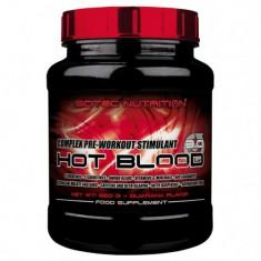 Hot Blood 3.0, pre-workout, 820 g