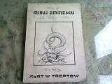 POEZII DE MIHAI EMINESCU - EDITIE BILINGVA EDITATA DE KURT W. TREPTOW (CU DEDICATIA EDITORULUI)