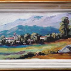 Peisaj – tablou impresionism