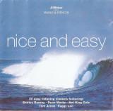 CD Nice And Easy, jazz: Dean Martin, Nat King Cole, Tom Jones