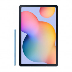 Tableta Samsung Galaxy Tab S6 Lite 10.4 inch Exynos 9611 Octa Core 4GB RAM 64GB flash WiFi GPS Android 10 Blue