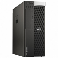 DELL PRECISION T5810 INTEL XEON E5 1620 V3 3.50GHZ 16GB DDR4 128 SSD + 500GB HDD 1GB QUADRO 600 TOWER