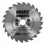 Cumpara ieftin Disc de taiere HECHT 008210, 210 mm, 24 de dinti