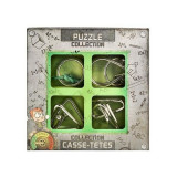 3D Junior Metal Puzzle Collection