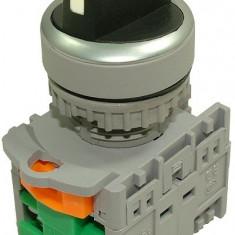 Comutator cu retinere, 2 pozitii, 2 contacte - 125046