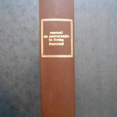 I. NICULITA - MANUAL DE CONVERSATIE IN LIMBA FRANCEZA
