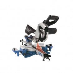 Fierastrau circular de masa culisant cu laser HM80MP Scheppach SCH5901207901 1700 W O 216 mm