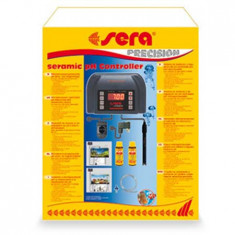 Sera Seramic pH Controller 8005, Sistem control CO2