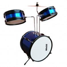 Set tobe cu pedala pentru copii Fever Kids, 3 ani+, Albastru