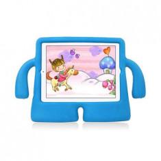 Husa protectie tableta IPAD AIR pentru copii, albastru, BBL229