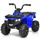 Mini ATV electric Panda BB3201 25W STANDARD Albastru