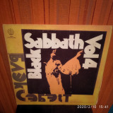 -Y- BLACK SABBATH VOL.4    DISC VINIL