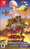 Wild Guns Reloaded Nintendo Switch
