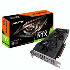 "Placa video Gigabyte GeForce RTXa""¢ 2070 WINDFORCE, 8GB, 256-bit"