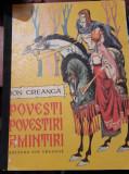 POVESTI POVESTIRI AMINTIRI ILUSTRATII LIVIA RUSZ  1972