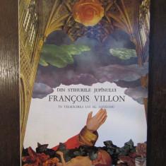 DIN STIHURILE JUPANULUI-F.VILLON
