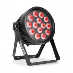 Cumpara ieftin Beamz Professional BWA 510, Aluminiu IP65 LED Par 14x 15W, LED-uri 4în1, negru