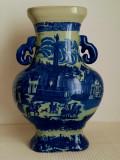 Cumpara ieftin Amfora, Vaza, Ceramica veche China, pictat manual