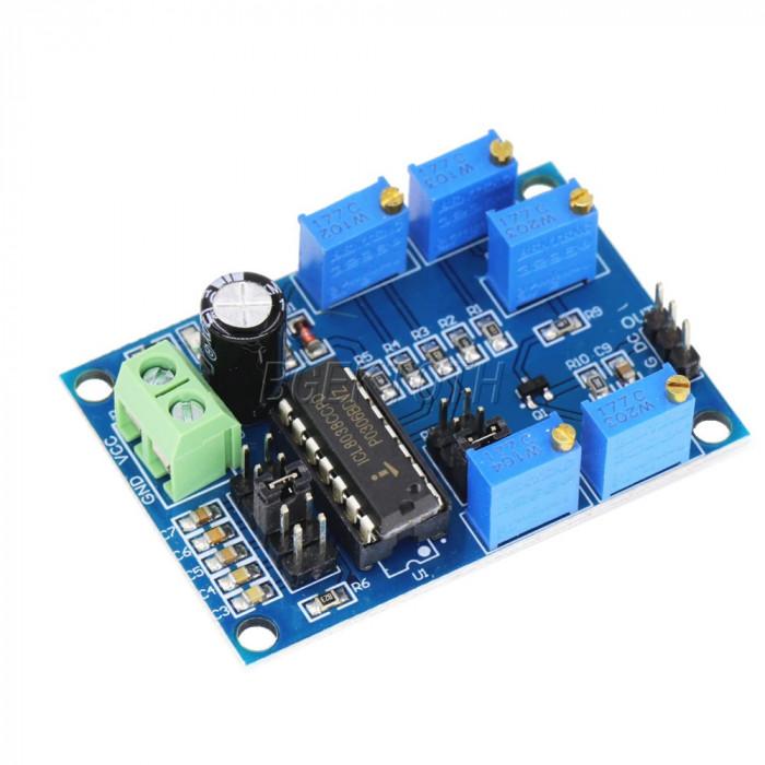 Generator semnal ICL8038 Sine Triangle Square Wave