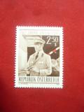 Serie 1980 Austria - 150 Ani Graniceri , 1 valoare