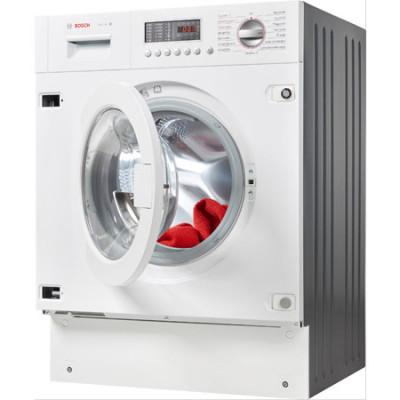 Mașină de spălat cu uscător încorporabil BOSCH 6 WKD28542 foto