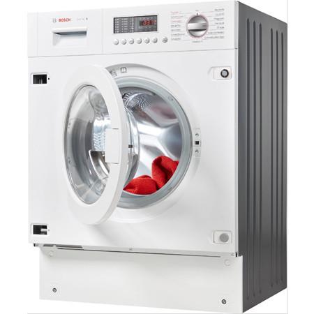Mașină de spălat cu uscător încorporabil BOSCH 6 WKD28542