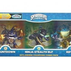 Skylanders Imaginators Pack Countdown, Stealth Elf and Rip Tide - 60274