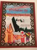 * Carte lb engleza, pt copii Craciun - A Saint Called Nicholas the Wonderworker