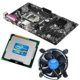 Kit Placa de baza ASRock H81 Pro BTC, 4th gen, DDR3, USB 3.0, Intel Core i3...