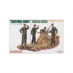 """+ Macheta 1/35 Dragon 6191 - """"Achtung-Jabo!"""" Panzer Crew (vezi detalii) +"""