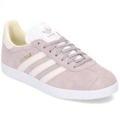 Pantofi Femei Adidas Gazelle CG6066, 37 1/3, 38, 38 2/3, 39 1/3, 40, 40 2/3, 41 1/3, 42, 42 2/3, Violet