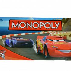 Joc de societate - Monopoly - Cars in limba Romana