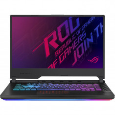 Laptop ASUS Gaming 15.6'' ROG Strix G G531GU, FHD 120Hz, Intel Core i7-9750H, 16GB DDR4, 512GB SSD, GeForce GTX 1660 Ti 6GB, No OS, Black