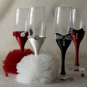 Pahare nunta miri si nasi P001SET