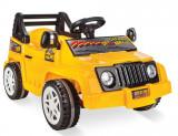 Masinuta cu pedale Safari Yellow