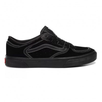 Shoes Vans Rowley Classic Pro Black/Black foto