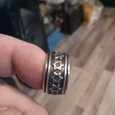 Inel argint evreiesc din Mexic