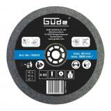 Disc abraziv pentru polizor de banc Guede GUDE55533, O200x25x32 mm, granulatie K60