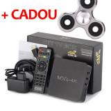 PROMO TVBox MXQ UltraHD4K Primesti un Fidget Spinner Metalic CADOU