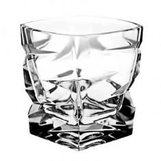 Set 6 pahare whisky Zig-Zag cristal Bohemia,Cod Produs:238