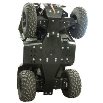 Scut plastic full kit ATV Polaris 570 X2 / Touring Sportsman foto